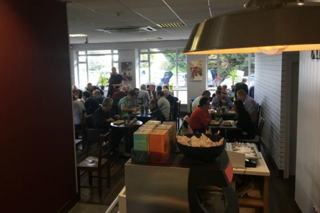 main room café haven ballycoolin